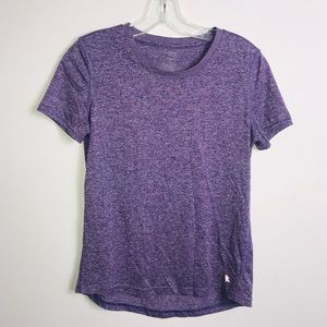 Danskin Purple Top